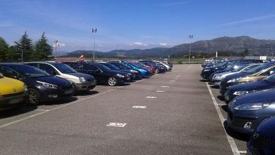 Parking aeropuerto Vigo Low Cost