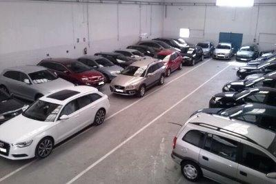 Parking Bajo Coste Parayas